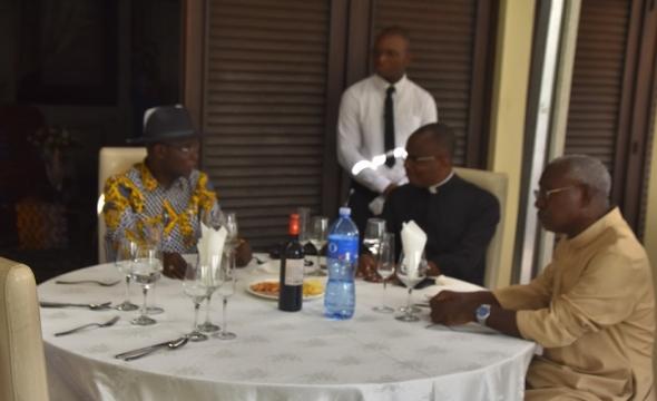 Le Cardinal Jean-Pierre KUTWA a fêté ses « 75 ans »