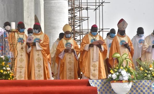 Message particulier de la 117ème Assemblée Plénière de la Conférence des Evêques Catholiques de Côte d'Ivoire s'est tenue du 18 au 24 Janvier 2021 à Bonoua