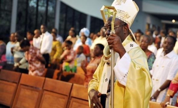 HOMELIE DU CARDINAL JEAN PIERRE KUTWÃ ARCHEVEQUE D'ABIDJAN A L'OCCASION DE LA CONFIRMATION DES JEUNES DE L'ARCHIDIOCESE D'ABIDJAN Cathédrale Saint Paul du Plateau Dimanche 9 juin 2019